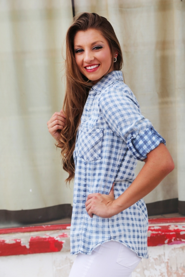 Your Boyfriend's Button Up2