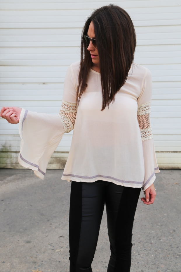 Old School Love Blouse