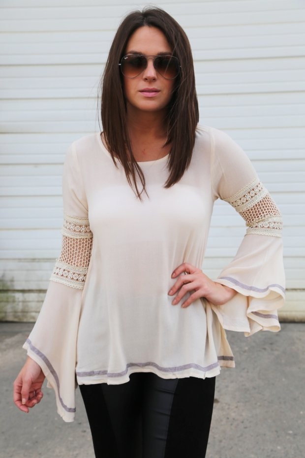 Old School Love Blouse2
