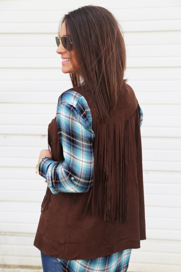 Out West {Fringe Vest}3