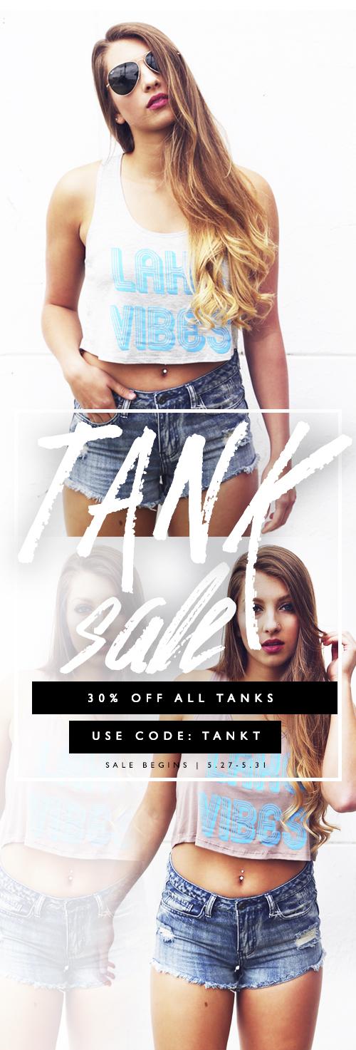 TANK SALE2